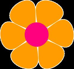 60s Flower Power Clipart