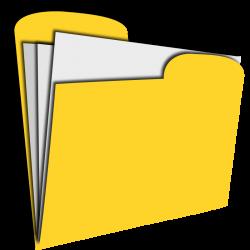 Sub Folder Clipart