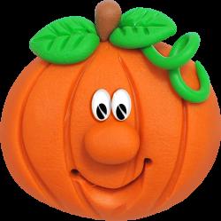 KMILL_pumpkin4.png | Clip art, Halloween clipart and Polymers