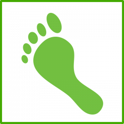 Footprint Clipart - Cliparts.co