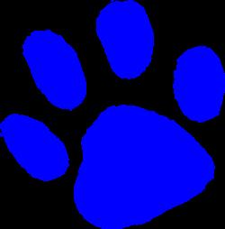 Bear Paw Small Clip Art at Clker.com - vector clip art online ...
