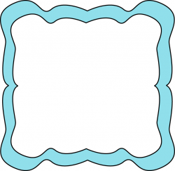 Baby Blue Border Clipart | Clipart Panda - Free Clipart Images