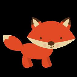 Floresta e Safari 3 - fox.png - Minus | clipart | Pinterest ...