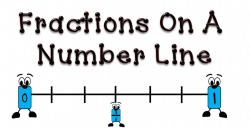 Fractions On A Number Line | Classroom Activities | Pinterest ...