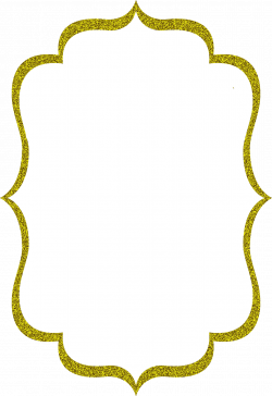 digital clipart labels gold bokeh glitter frames bokeh and glitter ...