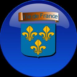 Ile De France 2 Clip Art at Clker.com - vector clip art online ...