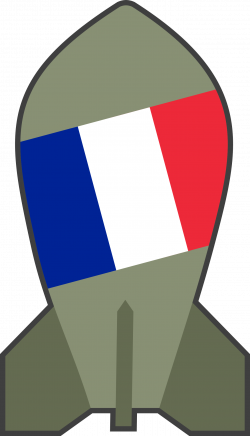 Clipart - French Bomb