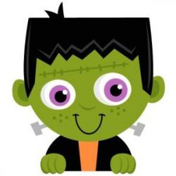cute frankenstein clipart - Google Search   Halloweenies   Pinterest ...