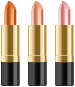 Lipstick Set Clip Art PNG Image | Gallery Yopriceville - High ...