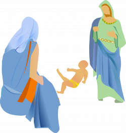 Pictures Nativity Free Clipart #27633 - Free Icons and PNG Backgrounds
