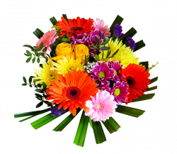 Bouquet of flowers PNG images free download