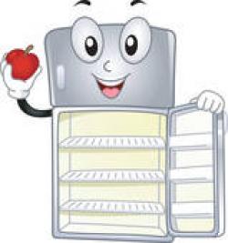 Refrigerator Clip Art - Royalty Free - GoGraph