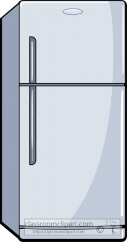Fridge Clipart Clipart Suggest, Refrigerator Clip Art Shelves ...