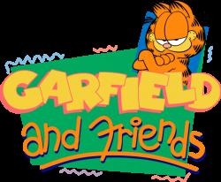 Image - Garfield and friends logo recreation by nina nintyrobo ...