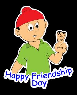 Friendship Day Sticker Human behavior Clip art - others 709*876 ...