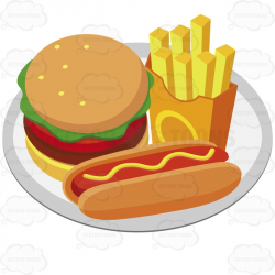 Free Hot Dogs And Fries, Download Free Clip Art, Free Clip ...