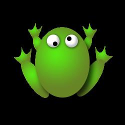GEM SMART: oh toad frog | FROG CLIPART | Pinterest | Frogs