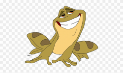 Princess And The Frog Clipart - Making-The-Web.com