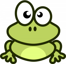 Free Frog Clipart Images Black And White Photos Download 【2018】