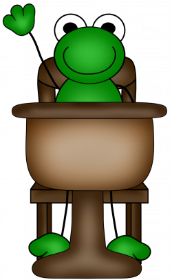 Cute Frog | Clip Art | Pinterest | Frogs, Clip art and Cards