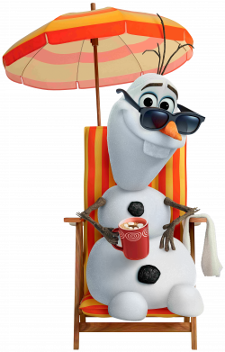 Olaf on the Beach Frozen Transparent PNG Image | Gallery ...