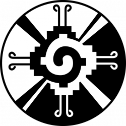 Public Domain Clip Art Image | Hunab Ku | ID: 13921882819290 ...