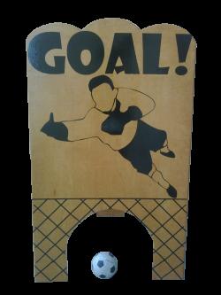 Goalie Gool- Tarp over a soccer goal | cup world for kids ...
