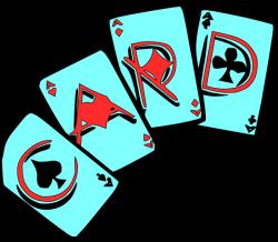 Cards Games Clip Art at Clker.com - vector clip art online, royalty ...