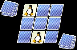 Clipart - Pexeso card game