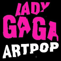 Lady Gaga transparent ARTPOP logo | Mother Monster ...