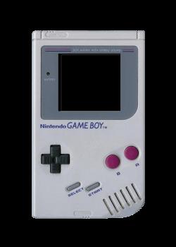 Vintage Gameboy transparent PNG - StickPNG