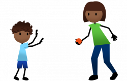 28+ Collection of Throwing And Catching Clipart | High quality, free ...