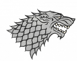 Image - House Stark Sigil (transparent).png | Game of Thrones Wiki ...
