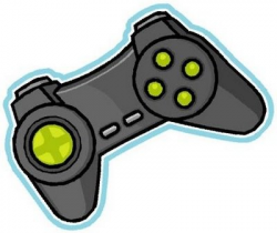 Playing Video Games Clipart | Free download best Playing ...
