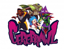 Cerebrawl is a 2v2, 4-player tag-team fighting game inspired by ...