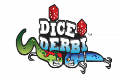 The official Dice Derbi logo featuring Jiggi and Kranki. This image ...