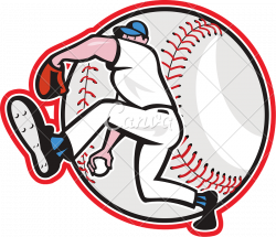 Baseball Pitcher - Photos by Canva