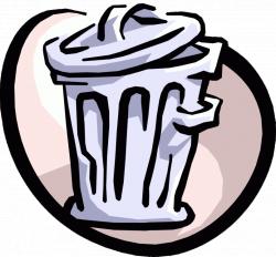 Cartoon Trash Can Free | Reviewwalls.co