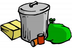 Garbage Clipart   Letters Format