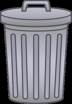 Cartoon Trash Can Clipart | Cartoonview.co