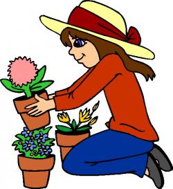 58+ Gardener Clipart | ClipartLook