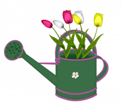 ForgetMeNot: Garden watering cans