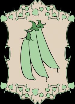 Garden Sign Peas Clipart   Recipes Vegetables Fruit Cherries Lemons ...