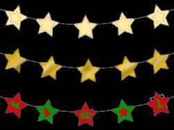 Star Garland – Magic Activities