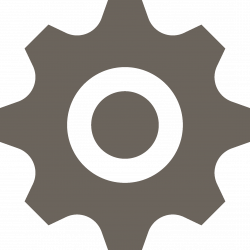 Gear Png Simple #2245 - Free Icons and PNG Backgrounds