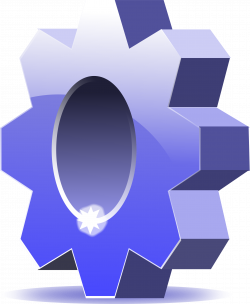 Clipart - Gear - options - icon