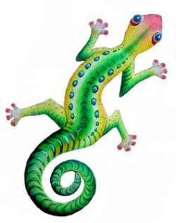 Gecko Painting - ClipArt Best