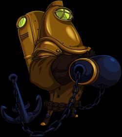 Treasure Knight | Shovel Knight Wiki | FANDOM powered by Wikia