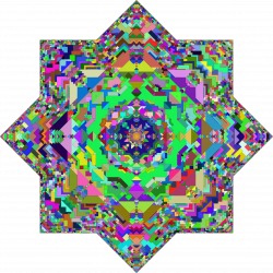 Clipart - Geometry Madness