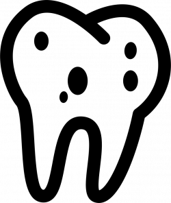 Dental Caries Svg Png Icon Free Download (#43173) - OnlineWebFonts.COM